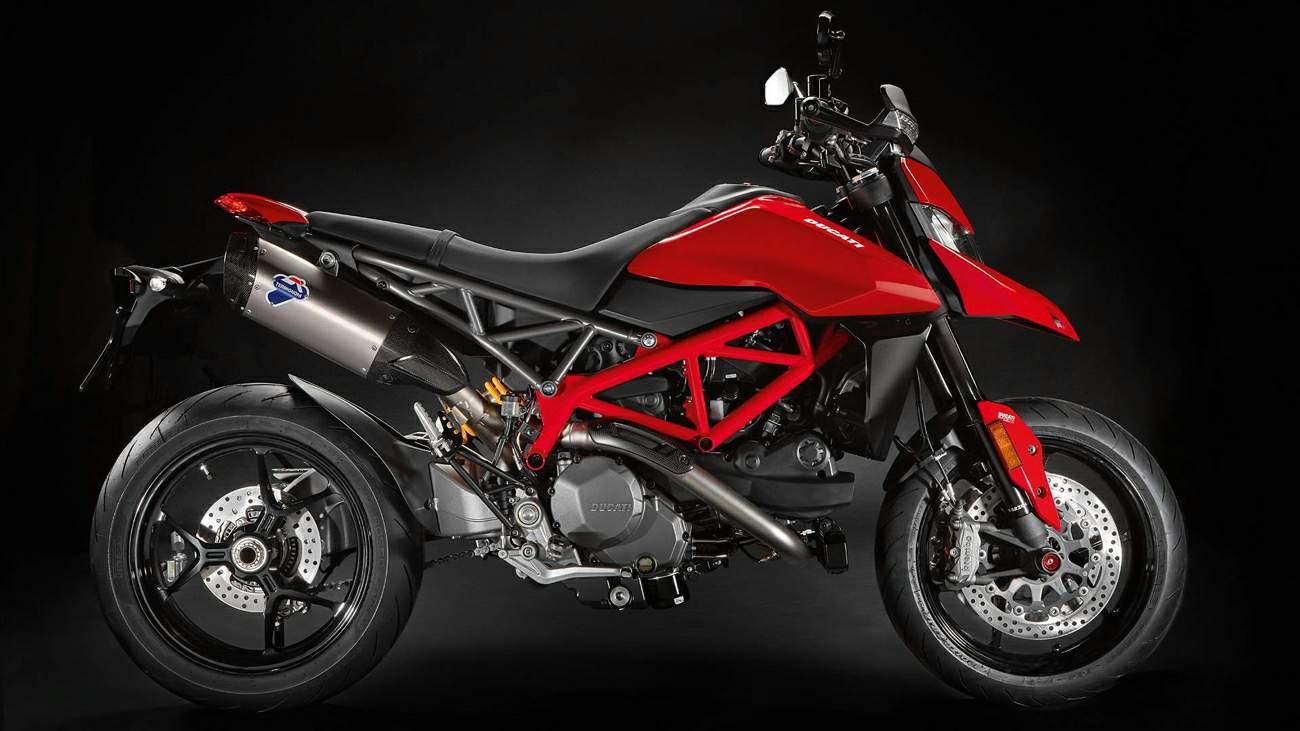 Ducati Hypermotard 950 technical specifications